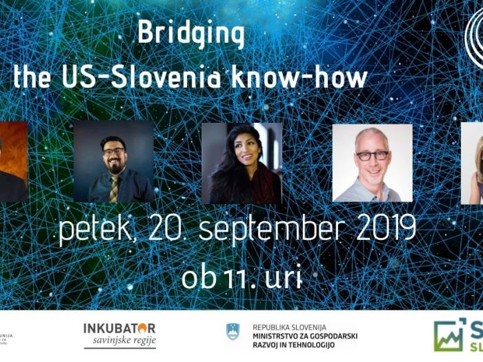 Bridging the US-Slovenia know-how